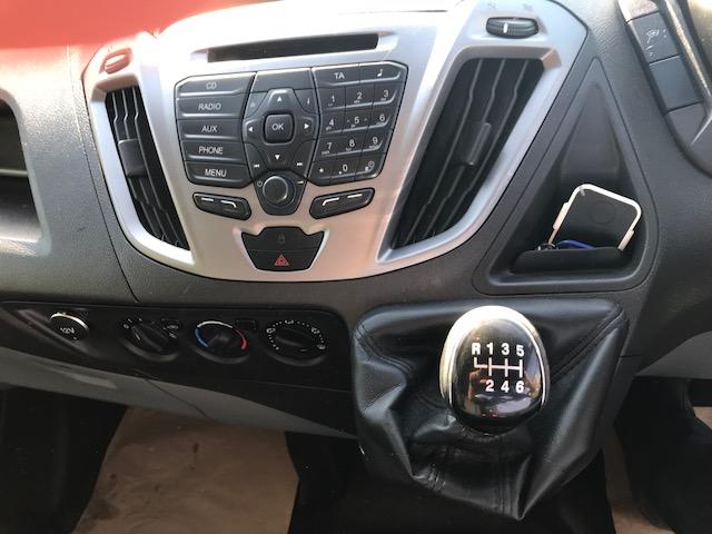 Silver Ford Transit custom 290 Trend (NO VAT) - Image 15 of 22