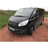 Ford Transit custom 290 limited crew van