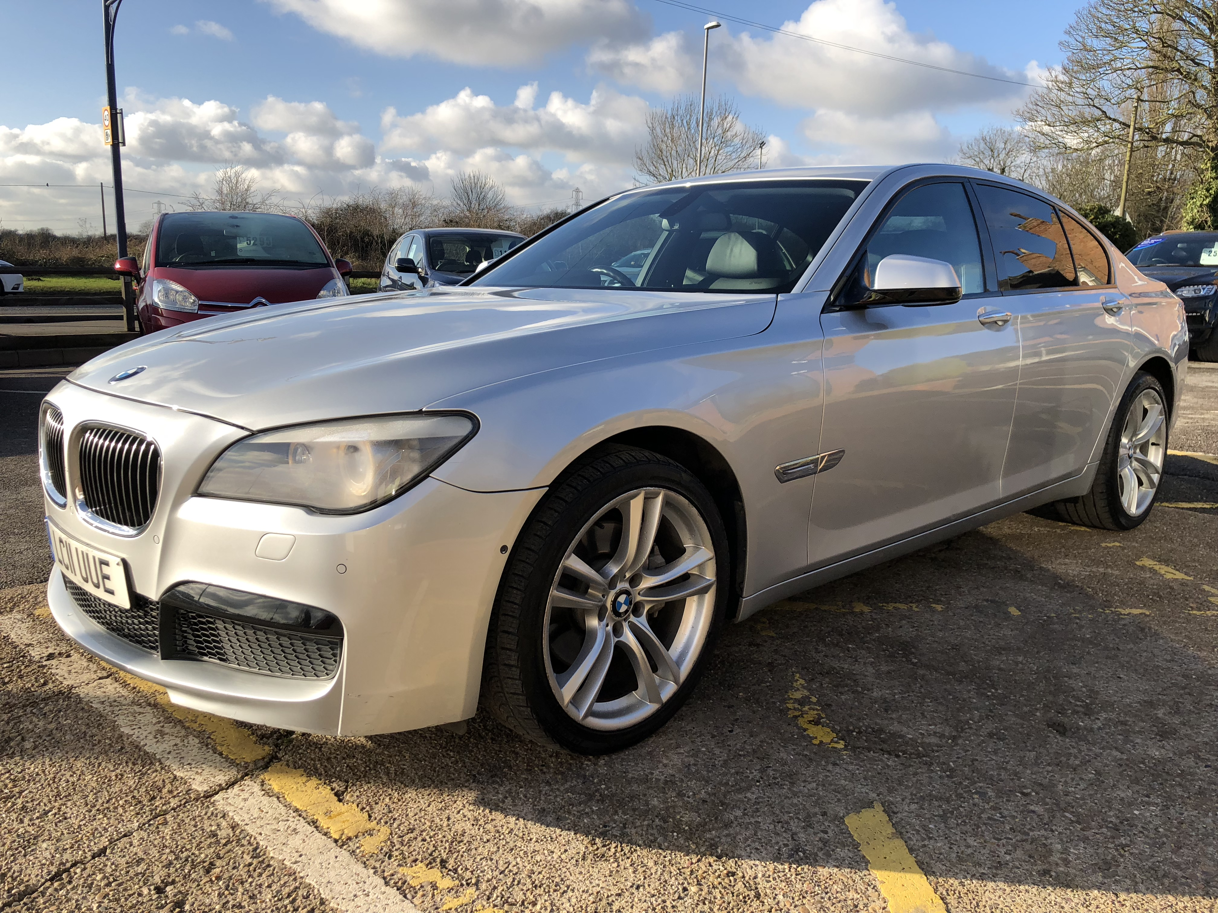 Lot 17 - BMW 730D M Sport automatic (NO VAT)