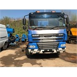 DAF CF 85.360 tipper with AdBlue + VAT