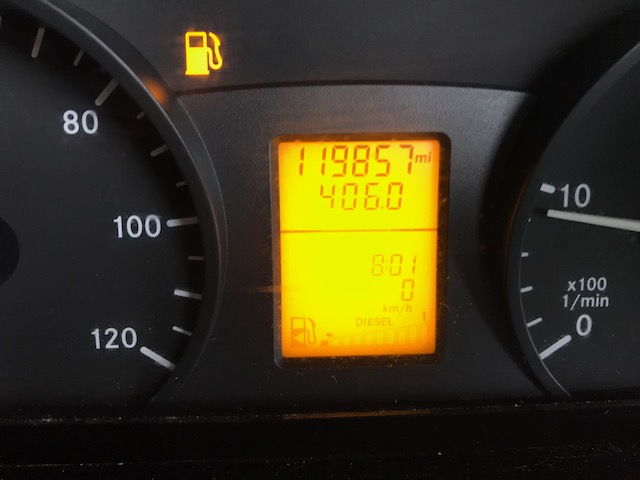 Lot 24 - Mercedes Sprinter 315 CDI MWB (NO VAT)
