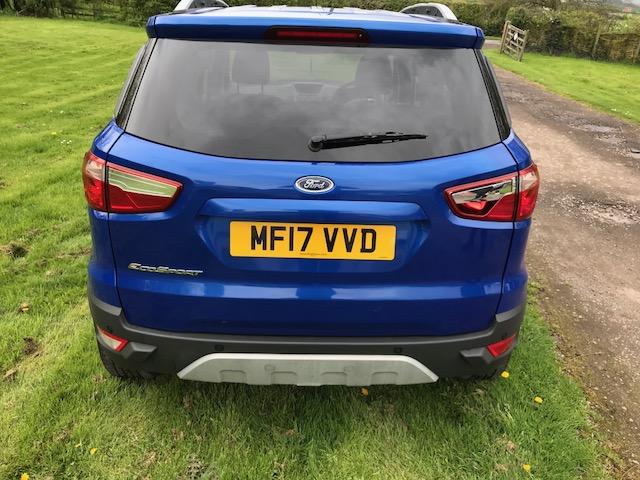 Ford Eco Sport Titanium TDCI 2017 (NO VAT) - Image 6 of 30