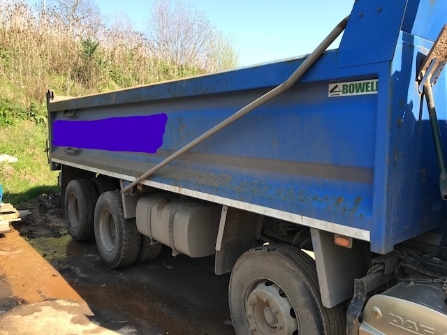 DAF CF 85.360 tipper with AdBlue + VAT - Image 5 of 31