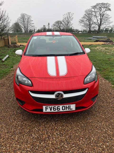 Lot 6 - Vauxhall Corsa Sting Ecoflex