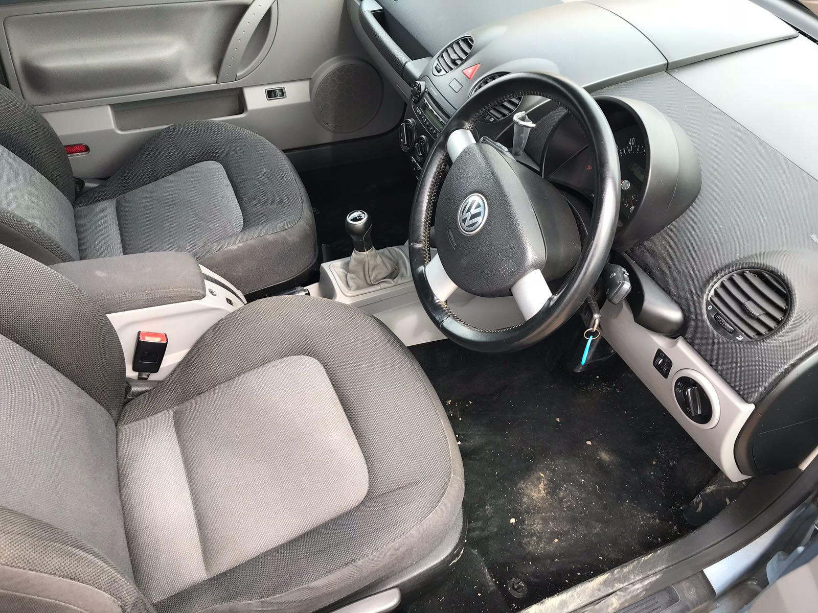 Lot 8 - Volkswagen Beetle Cabriolet TDI
