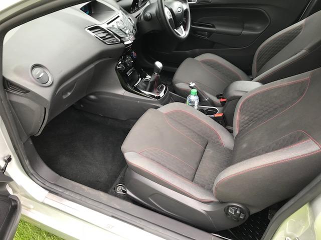 Lot 22 - Ford Fiesta Base TDCI - full ST line body kit (NO VAT)