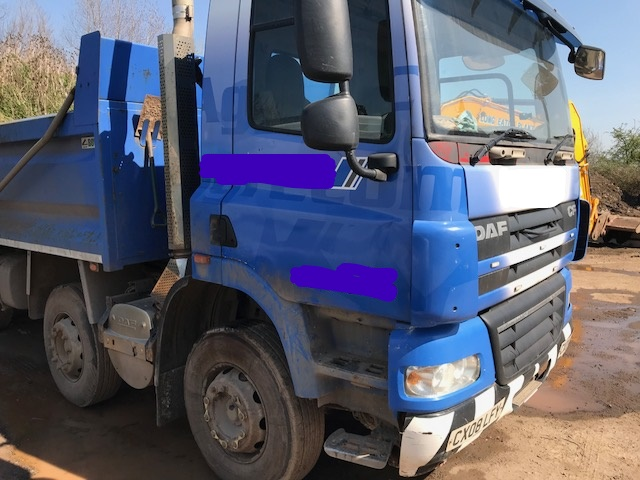 DAF CF 85.360 tipper with AdBlue + VAT - Image 8 of 31