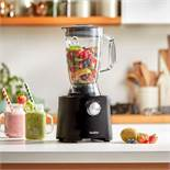 (KG21) 750W Food Processor. Chop, mix, shred, slice, juice, grate, make dough or liquidise ingr...