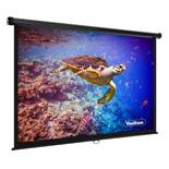 """(KG7) 90"""" Projector Screen. Create the perfect Home Cinema Experience or Office Presentation Sc..."""