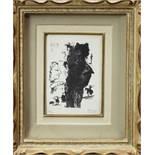 Toreros, grafica 56/200 con firma a matita Picasso?, data 12.7.59, cm. 11x15