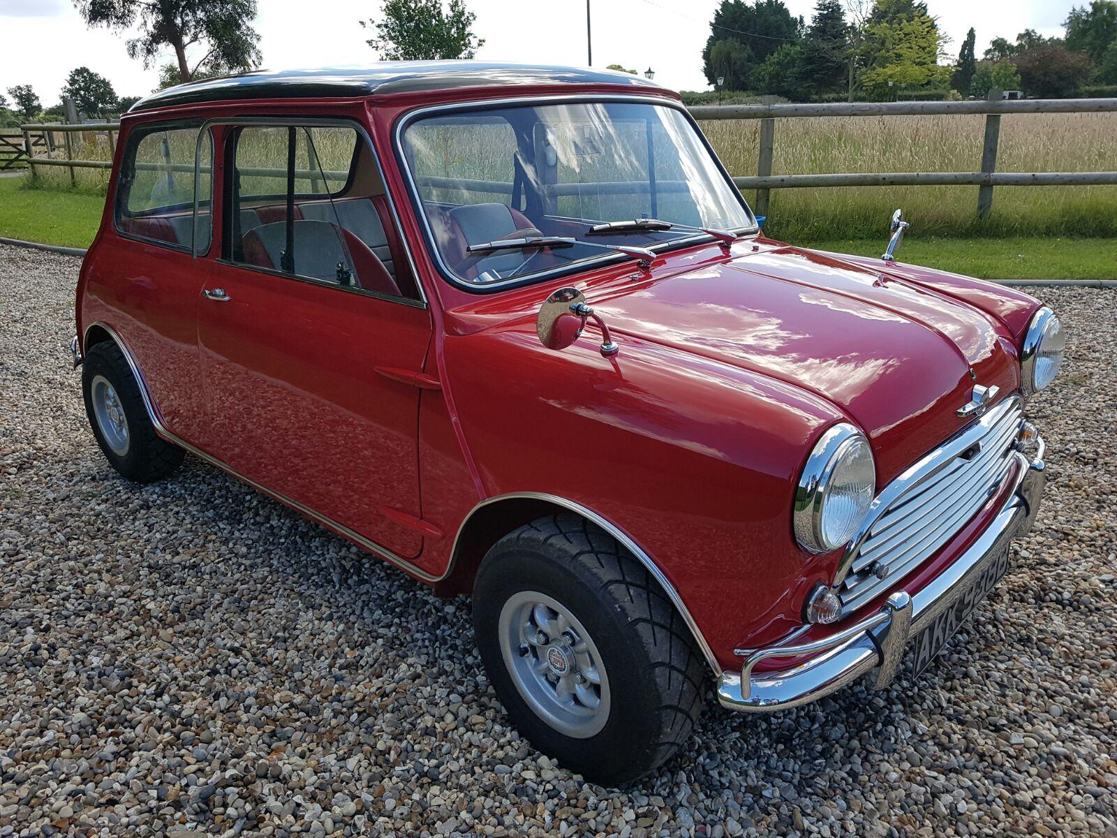 Morris Mini Cooper S MK1 970cc 1964