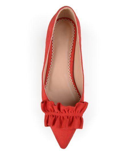 Lot 59 - Bella Cora Red Shira Pump (Uk Size:5.5/Us Size:8) (New With Box) [Ref: 55196208-F-003]