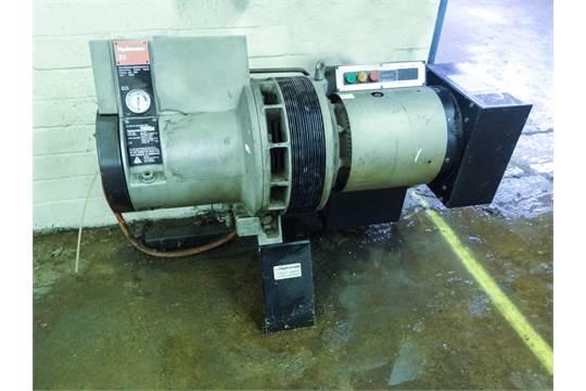 hydrovane 23 single rotary vane pu compressor indicated hours rh bidspotter co uk CompAir Hydrovane Manual Hydrovane Air Compressor