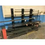 Steel in Rack