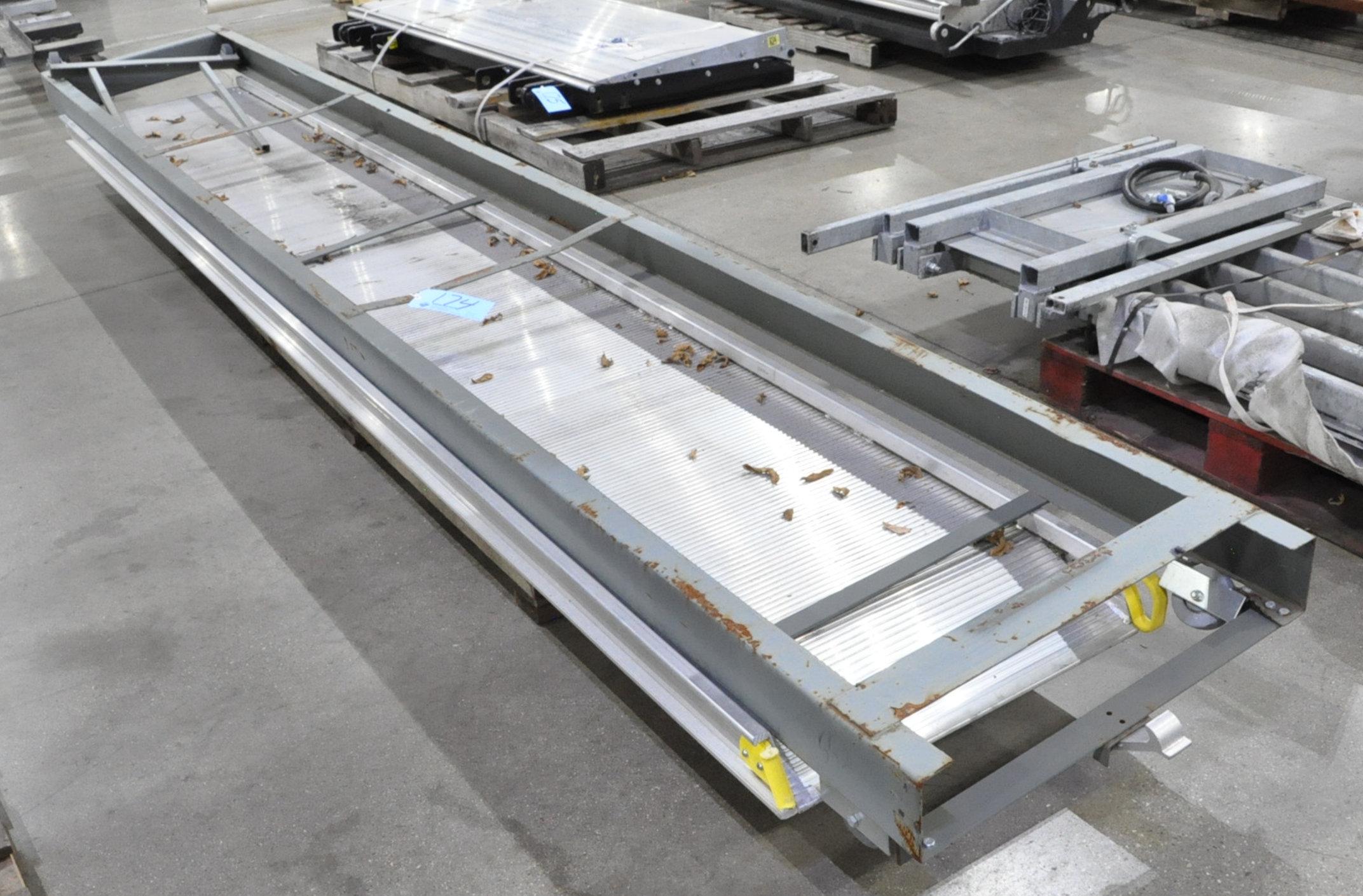 """27"""" Wide x 15' 6"""" Long Truck Loading Ramp"""