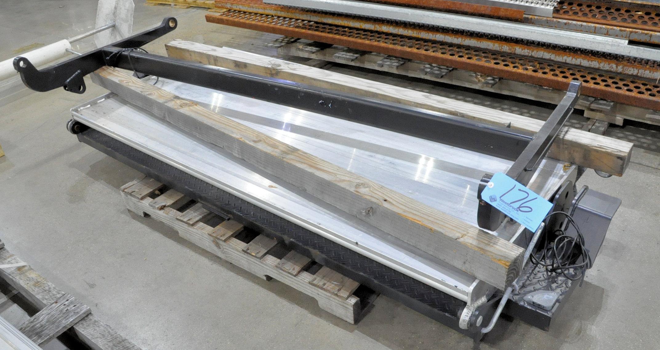 Aluminum Truck Lift Gate Assembly on (1) Pallet
