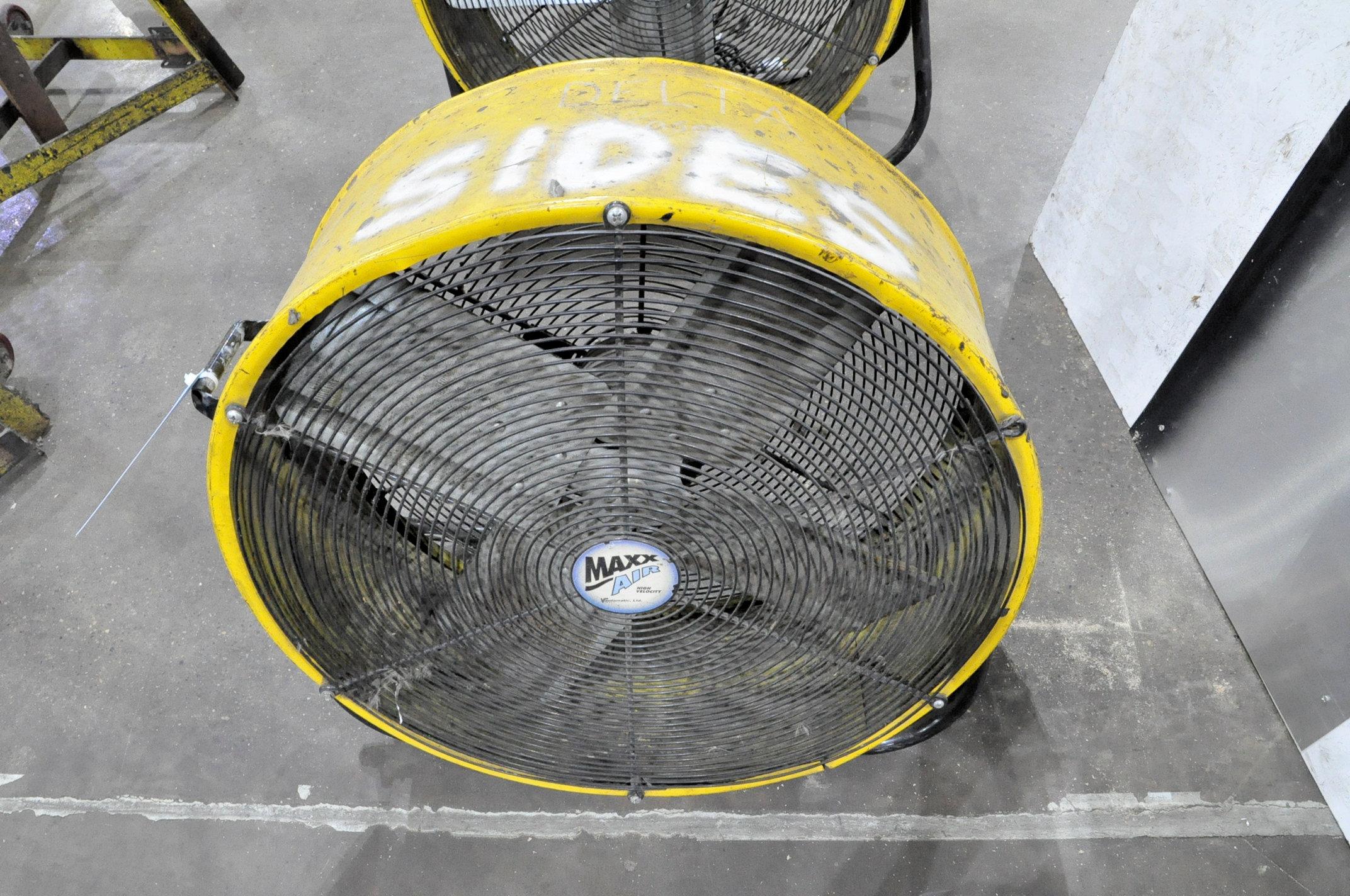 """Maxx Air 24"""" Portable Drum Fan"""