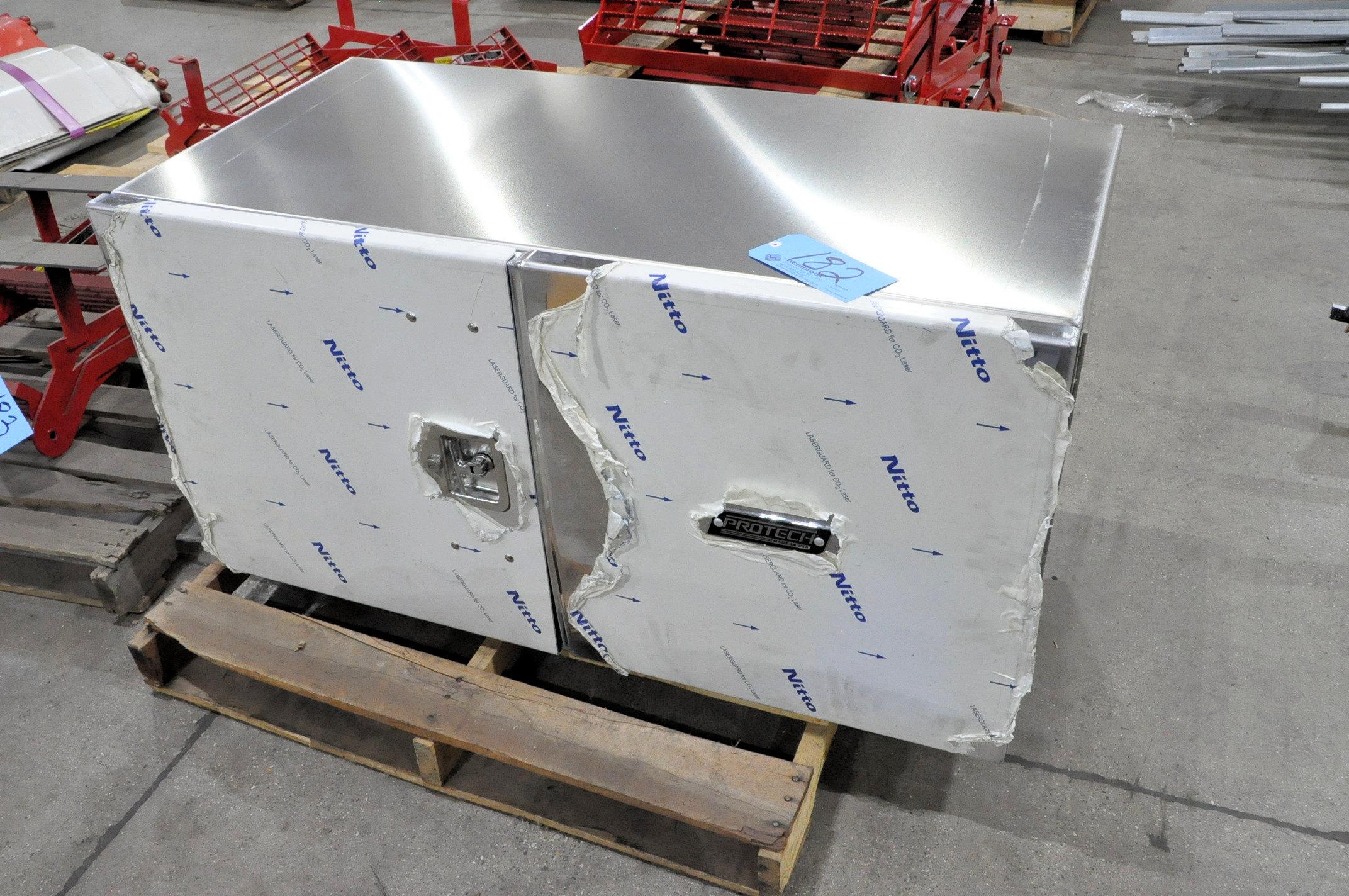 Pro-Tech 2-Door Truck Utility Box
