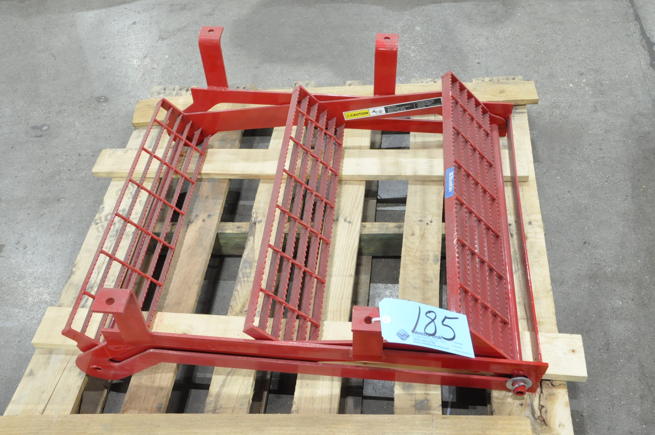 Lot-Bustin Step Units on (1) Pallet