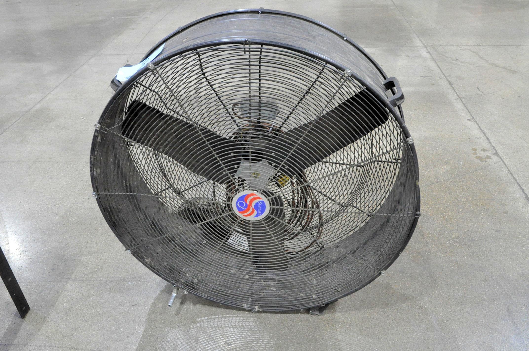 """Standard 36"""" Portable Drum Fan"""