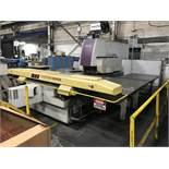 "Wiedemann Model 3046 UX CNC Turret Punch, 33 Ton, 49"" x 78.7"" Sheet Size, 53"" Throat, (4) Auto-Index"