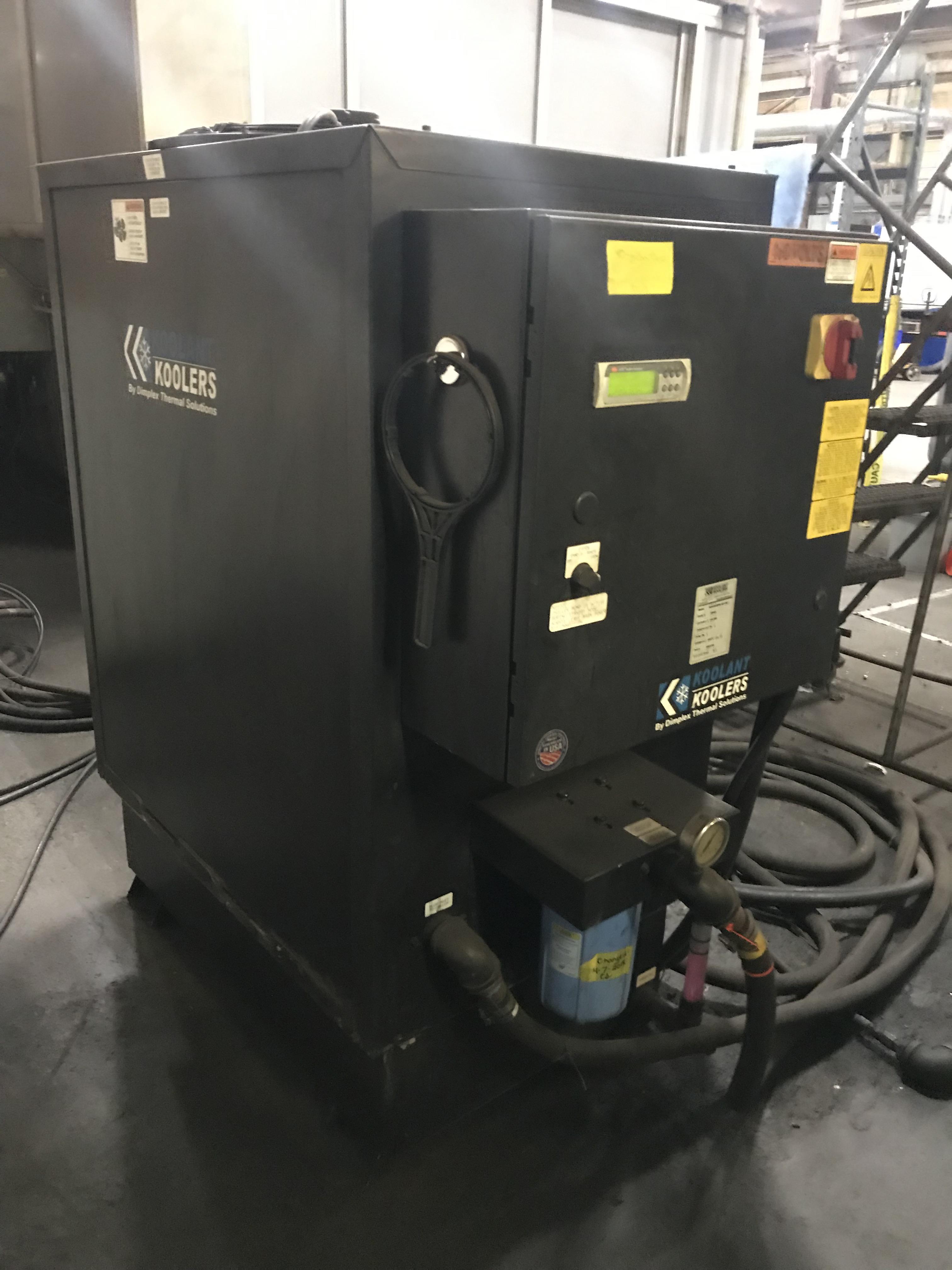 Cincinnati CL940 Fiber Laser, 4,000 Watt, 5' x 10' Dual Pallets, Chiller, Dust Collector, Low Hours - Image 2 of 7