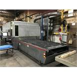 Cincinnati CL940 Fiber Laser, 4,000 Watt, 5' x 10' Dual Pallets, Chiller, Dust Collector, Low Hours