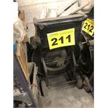 STRAPPING CART WITH STRAPPING