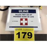 ULINE, H-1877, DELUXE FIRST AID KIT