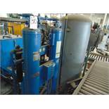 Hankison Compressor Air Dryer w/ Air Receiving Tank