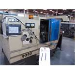 Takamatsu mod. EM-2A, CNC Turning Center w/ Fanuc System 10-T Controls; S/N 85012503