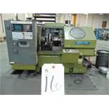 Hitachi Seiki mod. 4NE-600, CNC Spinning Lathe w/ Fanuc OT CNC Controls (No Tooling, No Chuck) S/N