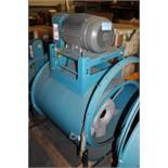 Twin City Fan & Blower Size 32B4 Inline Duct Fan