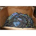 Contents of Box: Scrap Electrical Wire