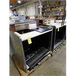 (2) Checkout Counters