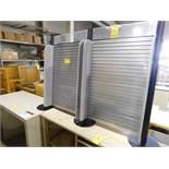 Counter Top Slatwall Display