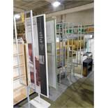 (8) Banner Frames