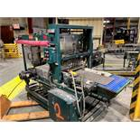Plastic shrink wrapper applicator and heating tunnel #2 Ideal Equipment, model: 1830, s/n: 1295067