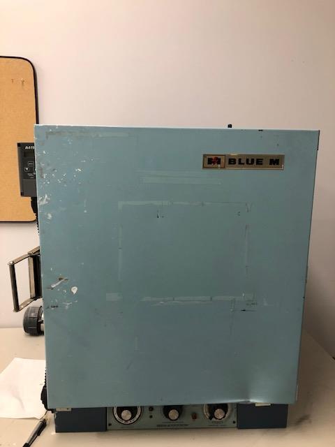 """Oven Blue M model OV-480A sn OV2-4800 120V 1600w inside dimensions 20""""x20""""x16"""""""