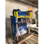 Carton dispenser (robot sérac) Solutech