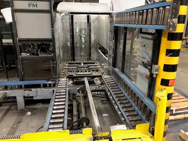 Hydraulic Pallet unloader (dePalletizer Serac) Fabrication PM. - Image 3 of 3