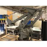 Robot Motoman, Type: YR-EPL160-A10, payload 160 kg, s/n: S5M019-1-1, date: 2005.09