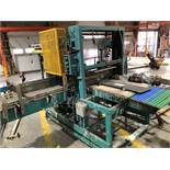 Plastic shrink wrapper applicator and heating tunnel #1 Ideal Equipment, model: 1830, s/n: 1295060