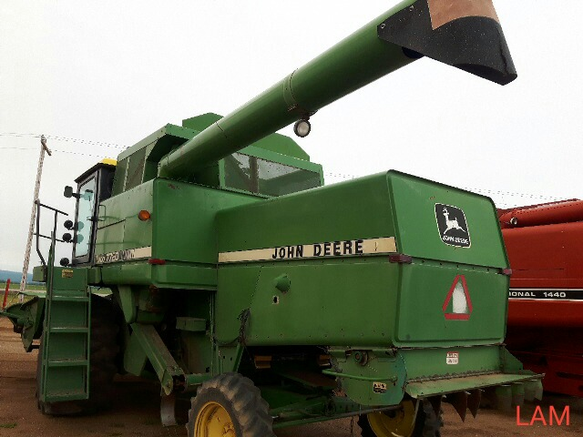 7720 JD Combine Hydrostatic Drive, 4434hrs - Image 10 of 16