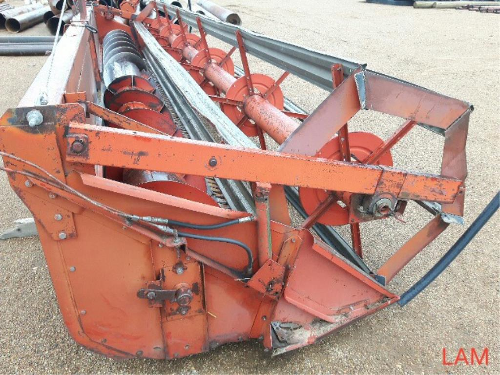 22 FT Str Cut Header to fit 8900 White Combine - Image 2 of 5