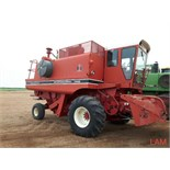 1440 IH Axial Flow Combine sn 1680211U6015 2612hrs, hydrostatic drive