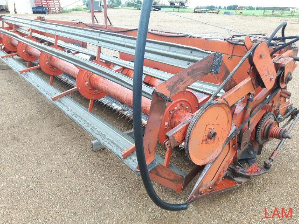 22 FT Str Cut Header to fit 8900 White Combine - Image 5 of 5