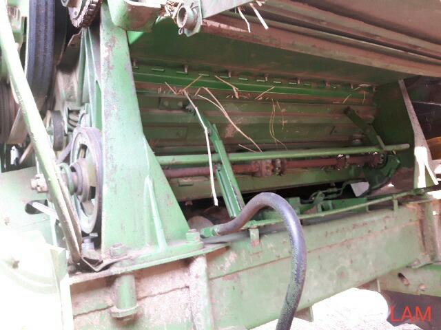 Lot 13 - 6620 JD Combine 3851hrs, St Trans, Grain Loss Monitor