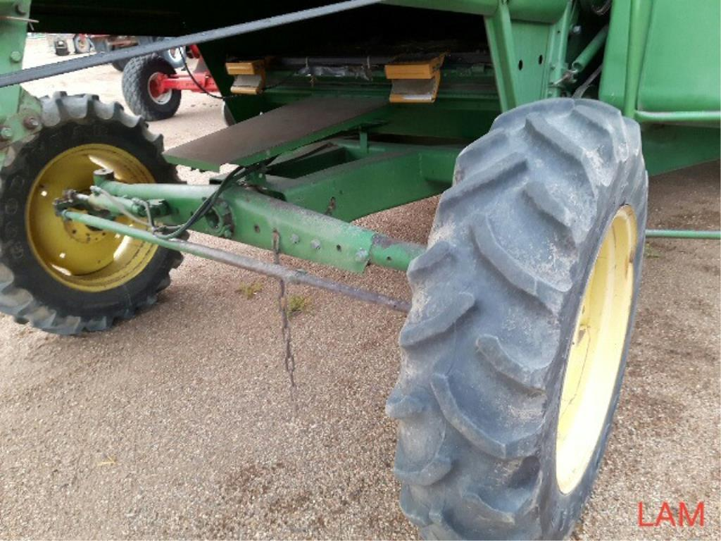 7720 JD Combine Hydrostatic Drive, 4434hrs - Image 7 of 16