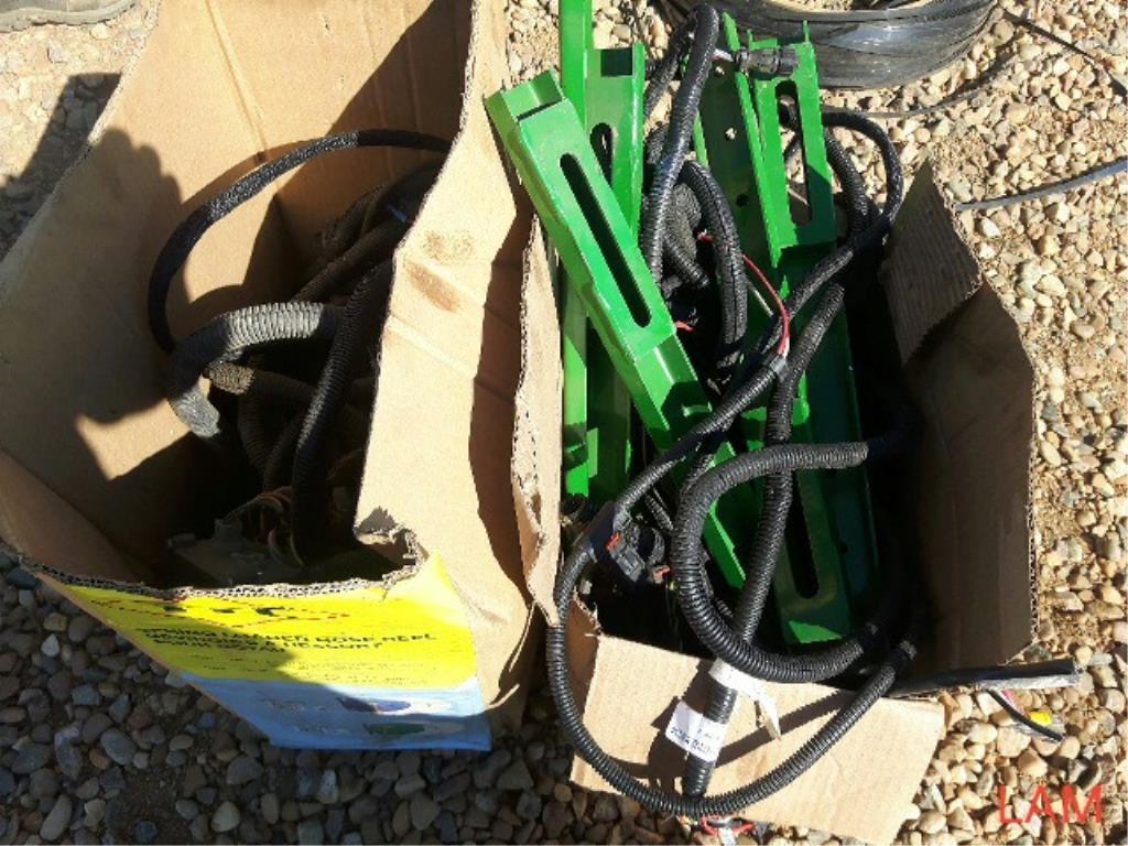 Lot 7 - Asst of JD Brackets & Harnesses